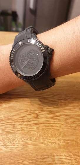 Reloj Ice Watch original negro