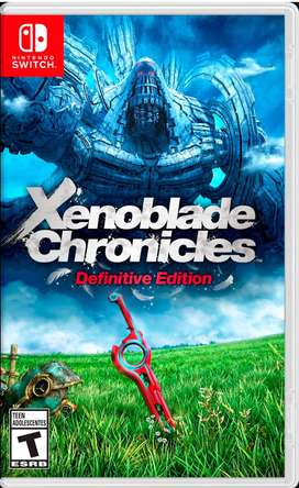 Nintendo Switch XENOBLADE CHRONICLES DEFINITIVE EDITION