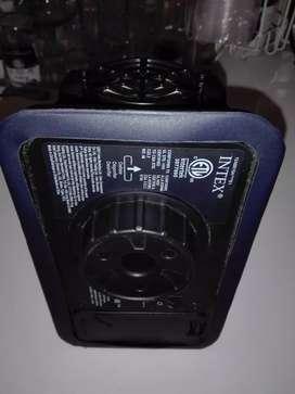 Bomba de aire eléctrica INTEX