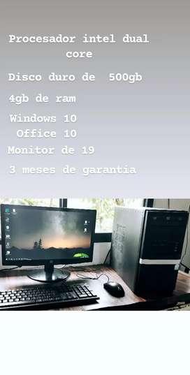 Computador  en muy buen estado
