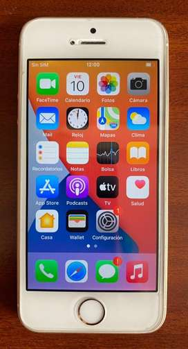 VENDO CELULAR SMARTPHONE IPHONE SE 16GB