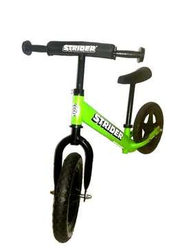 Bicicletas De Equilibrio Clasicas, De 18 Meses (Strider - 12 )