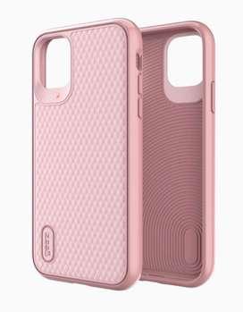 Funda/Carcasa/Case Rosa para Iphone 11