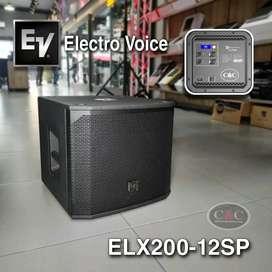 BAJO ACTIVO DE 12 PULGADAS 1200W ELECTRO-VOICE ELX200-12SP