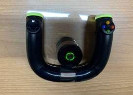 Rueda de velocidad inalambrica Xbox 360