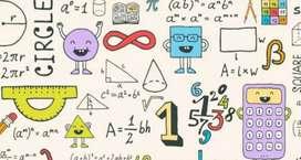 Clases de matemática para octavo - noveno -décimo curso