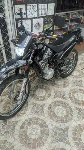 Yamaha xtz 125 / 2016