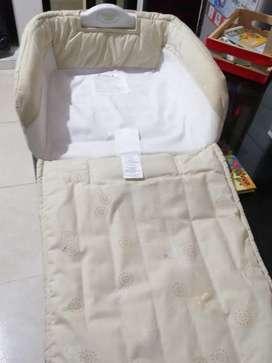 Vendo cama portatil para bebé