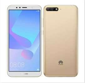 Se vende Huawei y6 2018