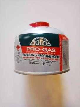Permuto Garrafa gas propano para camping