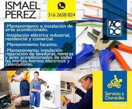 Reparación de Eletrodomesticos