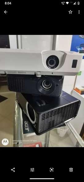 Proyectores video beam