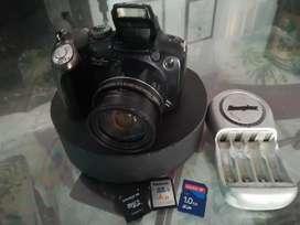 Camara Canon 12.1 Mega pixels
