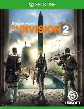 División 2 para Xbox one