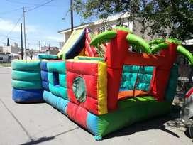 Vendo o permuto Castillo inflable