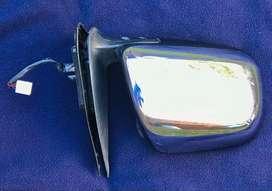 Espejo eléctrico Toyota Hilux 2005/2012 cromado
