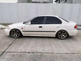 VENDO HONDA CIVIC NEGOCIABLE 3,800