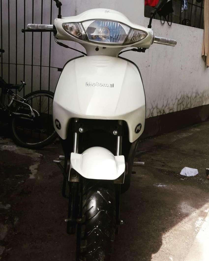 Vendo motomel tunning 110cc 0