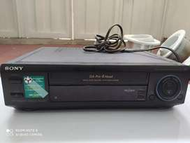 VHS SONY Trilogic