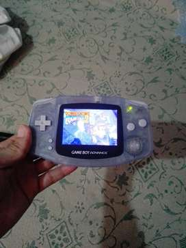 vendo game boy advance retroiluminado 101