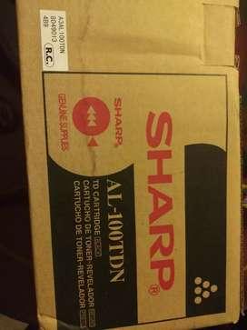 Toner Sharp AL-100TDN