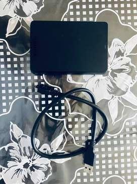 Disco Duro Externo Toshiba de 1 Tera