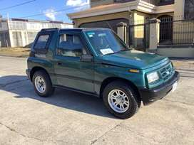 CHEVROLET TRACKER 98 IMPECABLE
