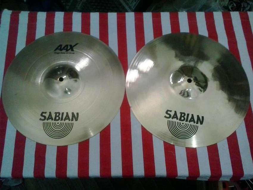 Sabian AAX Stage Hi Hat de 14 0