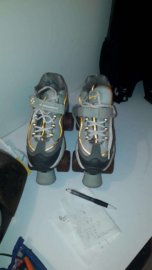 Patines Britney Spears 0