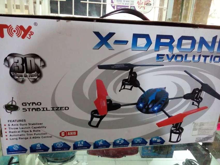 Drone volador X—drone revolution 0