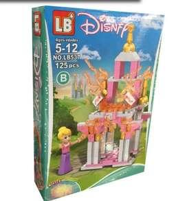 Castillo lego 125 piezas
