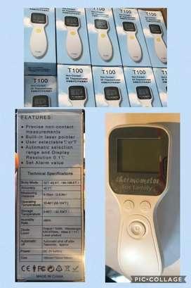 Termómetro infrarrojo T100