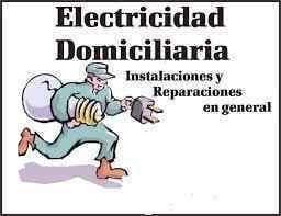 Servicios electricos en gral.
