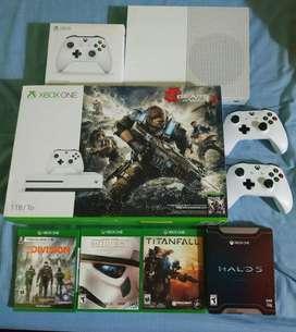 Xbox one s 1tb completisima