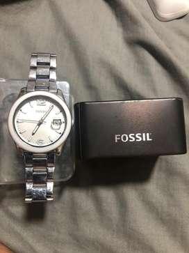 Reloj Fossil de Acero