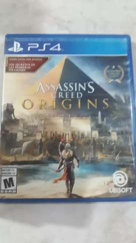 Vendo Assassins Creed Origins