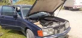 Vendo Motor Caja y Transmisión para Mercedes Benz 190 e