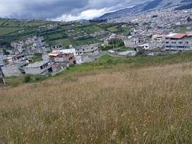 Vendo terreno en  el sur de  Quito