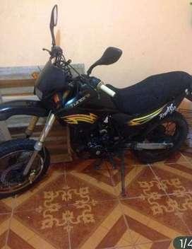 Moto tundra rapto 250