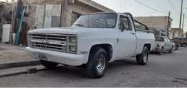 Pickup Chevrolet custom diesel turbo 1988