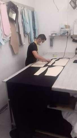 Cortador Textil
