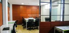CE- Alquiler de oficina amoblada y privada en Avenida de las Americas y kennedy Norte