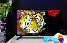 Tv de 32 pulgadas , Smart tv ,con garantía aún.