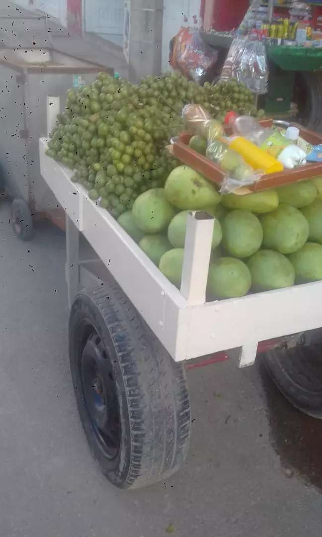 Vendo carreta buen estado 0
