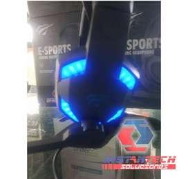 DIADEMA GAMING HEADPHONE LED
