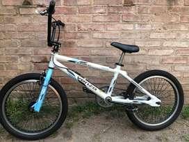 Bicicleta Venzo Inferno (BMX) edición especial en excelente estado