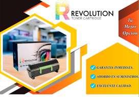 Tóner compatibles para lexmark samsung xerox ricoh y hp excelente calidad y precio