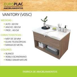 Vanitory V05C