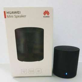 Mini Parlante Bluetooth Huawei Negro Precio Negociable