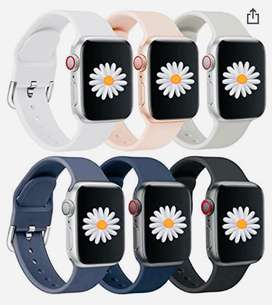 Bandas - pulsos correas Apple watch -smart watch 38mm y 40mm